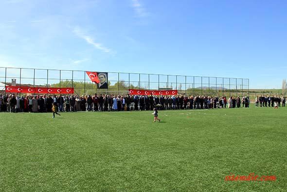 23 Nisan Ulusal Egemenlik ve Çocuk Bayramı HAFİK