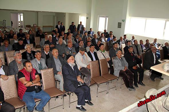Hafik Köylere Hizmet Götürme Birliği Genel Kurulu Toplantısı